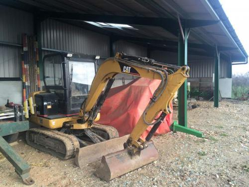 Cat Mini Digger
